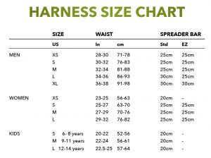 harnes-size